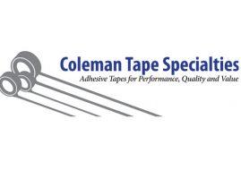 Coleman Tape Specialties Logo