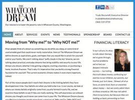 The Whatcom Dream