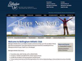Bellingham Athletic Club Website