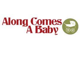 Along Comes A Baby Logo