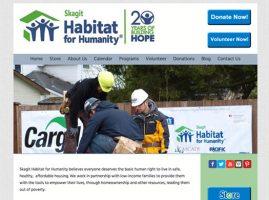 Skagit Habitat for Humanity Website