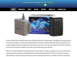 Website: Power Perfect Place