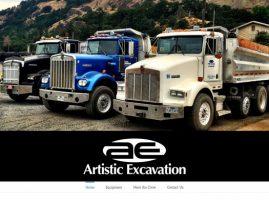 Website: Artistic Excavation