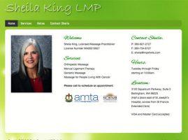 Sheila King LMP