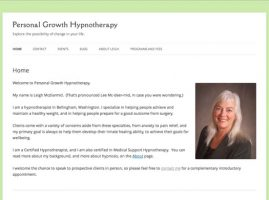 Personal Grown Hypnotherapy