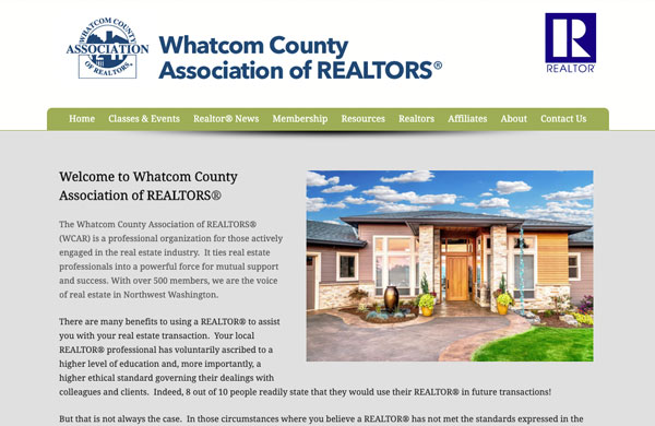 Whatcom County Association of REALTORS® (WCAR)