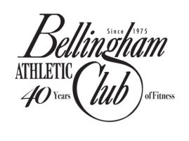 Bellingham Athletic Club 40th Anniversary Logo