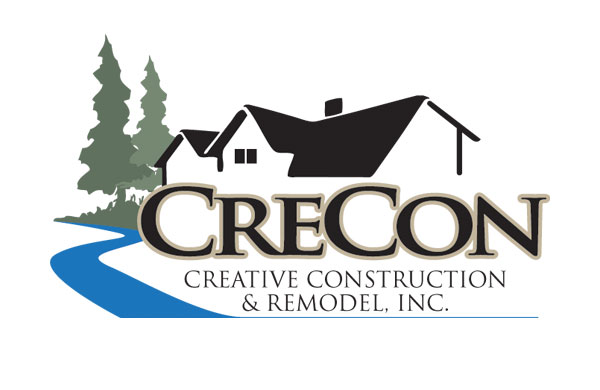 Creative Construction Logo Imagine Design Studio