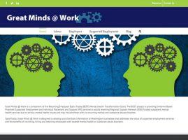 Great Minds at Work Website