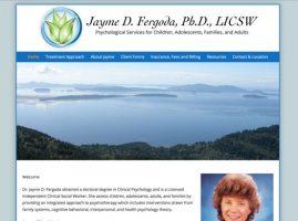 Jayme Fergoda Website