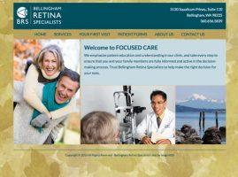 Website: Bellingham Retina Specialists