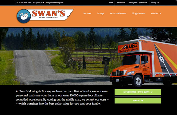 Swans Moving & Storage