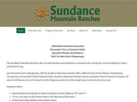 Sundance Mountain Ranches