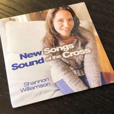 Shannon Williamson CD Cover