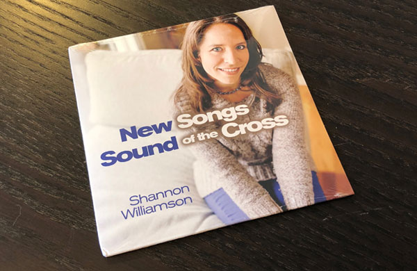 Shannon Williamson CD Cover