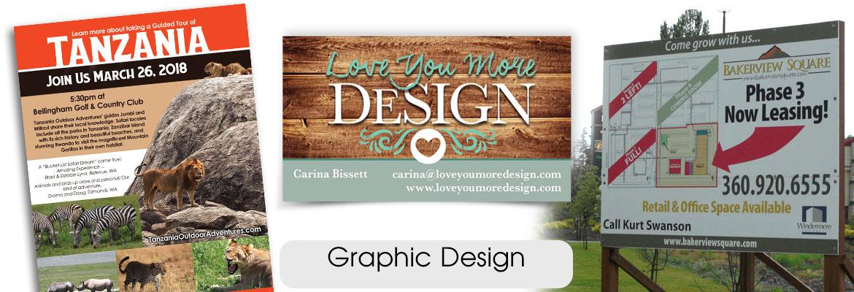 ImagineDS - Graphic Design Bellingham, WA