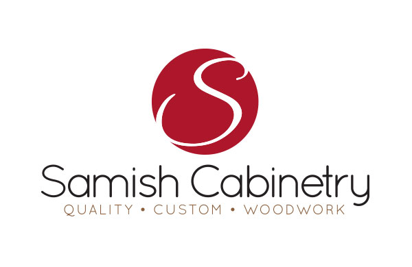 Samish Cabinetry Logo