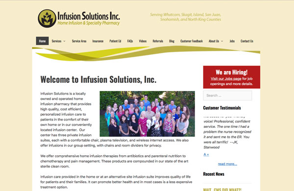 Infusion Solutions, Inc.