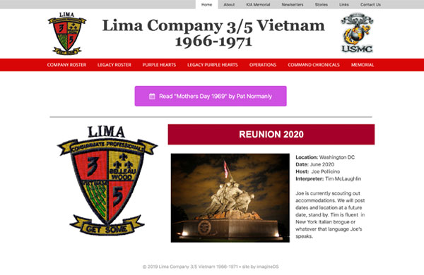 Lima Company 3/5 Vietnam